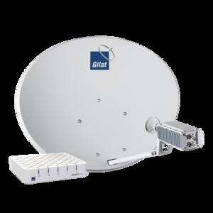 [Запад] Комплект для подключения спутникового интернета